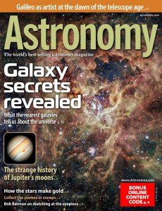 Astronomy – November 2020