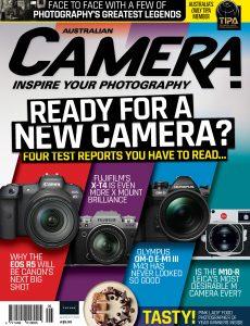 Australian Camera – September-October 2020