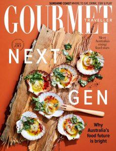 Australian Gourmet Traveller – October 2020