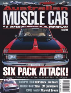 Australian Muscle Car – September 2020