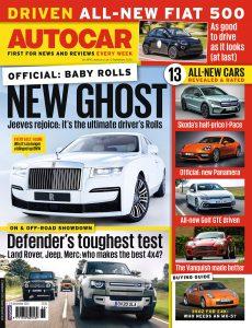 Autocar UK – 02 September 2020