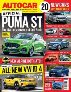 Autocar UK – 30 September 2020