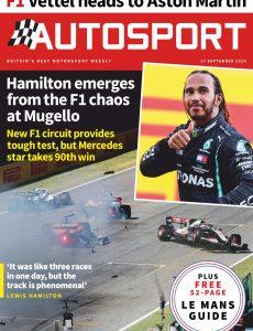 Autosport – 17 September 2020