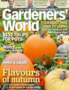 BBC Gardeners World – October 2020