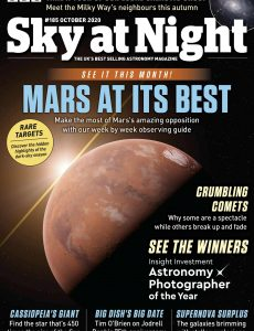 BBC Sky at Night – October 2020