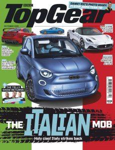 BBC Top Gear UK – October 2020