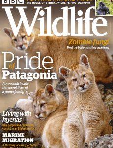 BBC Wildlife – October 2020