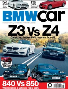 BMW Car – November 2020