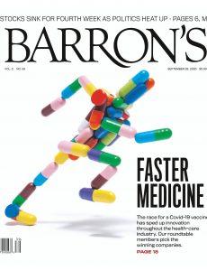 Barron's – 28 September 2020
