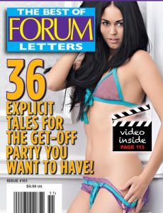 Best of Penthouse Forum – Volume 151 2014
