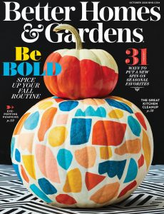 Better Homes & Gardens USA – October 2020