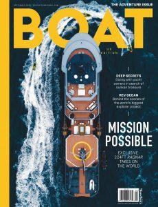 Boat International US Edition – September 2020
