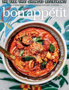 Bon Appetit – October 2020