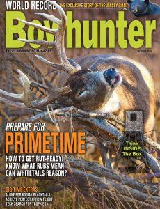 Bowhunter – October 2020