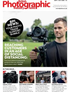 British Photographic Industry News – September-October 2020