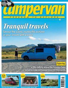 Campervan – October 2020