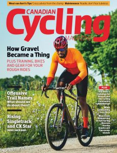 Canadian Cycling – October 2020