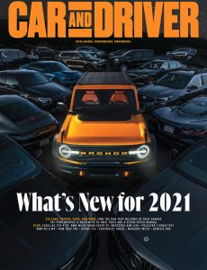 Car and Driver USA – October 2020