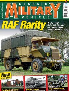Classic Military Vehicle – October 2020