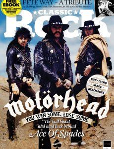 Classic Rock UK – October 2020