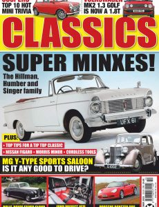 Classics Monthly – October 2020