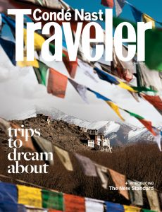 Conde Nast Traveler USA – October 2020