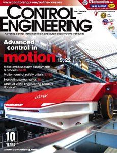 Control Engineering – September 2020