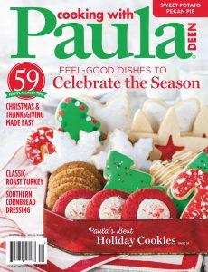 Cooking with Paula Deen – November-December 2020