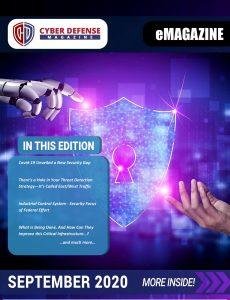 Cyber Defense Magazine – September 2020