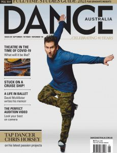 Dance Australia – September-October-November 2020