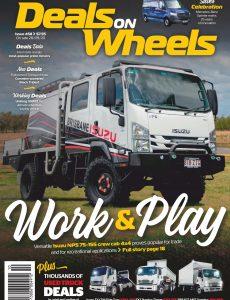 Deals On Wheels Australia – September 2020