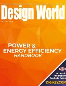 Design World – Power & Energy Efficiency Handbook 2020