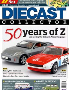 Diecast Collector – Issue 269 – March 2020