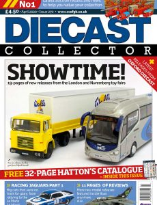 Diecast Collector – Issue 270 – April 2020