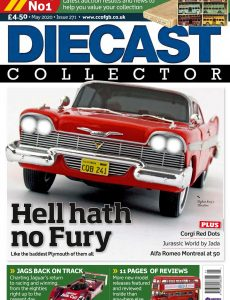 Diecast Collector – Issue 271 – May 2020