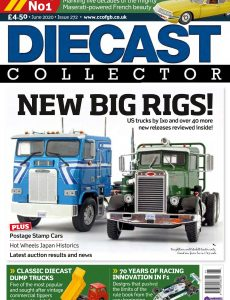 Diecast Collector – Issue 272 – June 2020