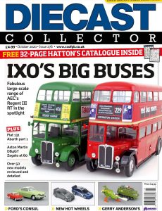 Diecast Collector – Issue 276 – October 2020
