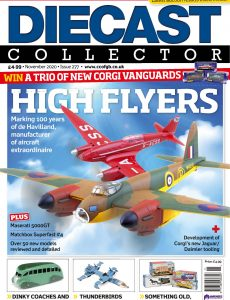 Diecast Collector – Issue 277 – November 2020