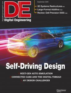Digital Engineering – September 2020