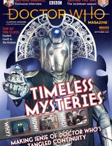 Doctor Who Magazine – Issue 554, September 2020