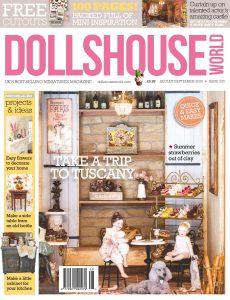Dolls House World – August-September 2020