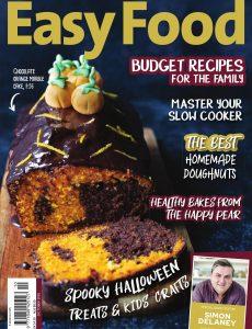 Easy Food – October 2020