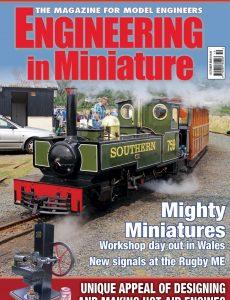 Engineering In Miniature – October 2020