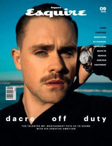 Esquire Singapore – September 2020