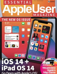 Essential AppleUser Magazine – September-October 2020
