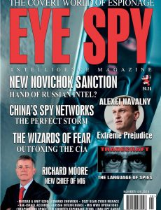 Eye Spy – Issue 129 – September 2020