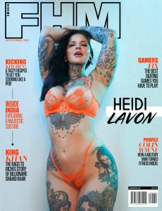 FHM Sweden – September 2020