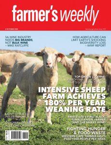 Farmer's Weekly – 02 October 2020