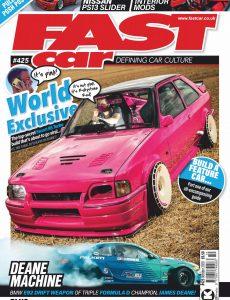 Fast Car – October 2020