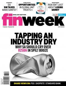 Finweek English Edition – September 10, 2020
